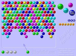 bubble shooter gratis