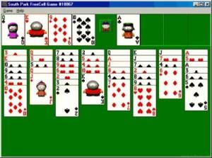 freecell jogar