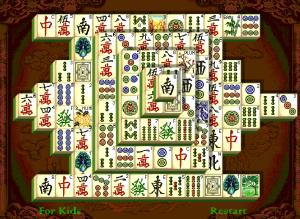 juegos chinos mahjong titans