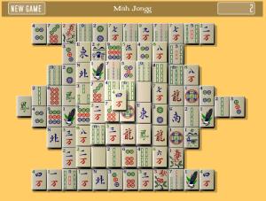 mahjong titans games