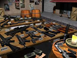 jogo de construir armas