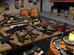 jogo de armas pesadas