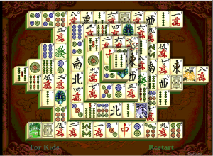 jogos online mahjong