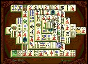 juegos de solitarios chino