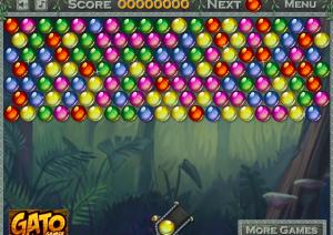 jogos de bolhas coloridas
