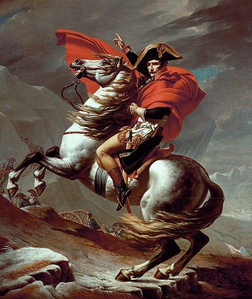 Napoleão também curtia jogar Paciência