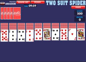 paciencia spider jogo de cartas e baralho