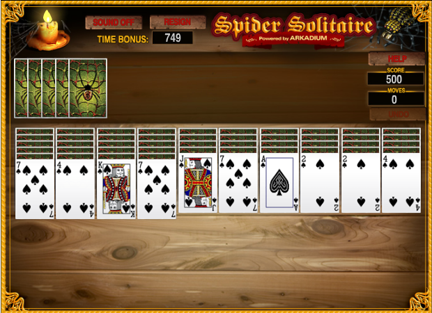 Casino solitario spider gratis casino magazine