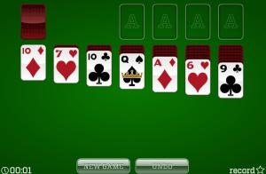juegos de cartas solitarios gratis online