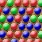 Pin Board Bubble Shooter