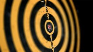 jogo de tiro ao alvo profissional