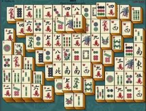 gioco mahjong