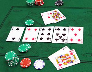 maos de poker