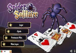 paciencia spider 4 naipes com desfazer